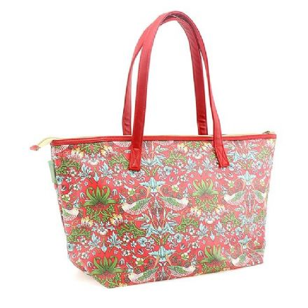 Strawberry Large Tote Bag